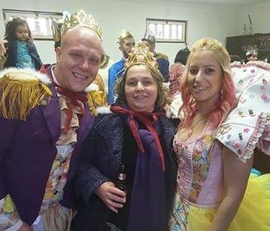 Conheça aqui os Reis do Carnaval da Linhaceira 2020