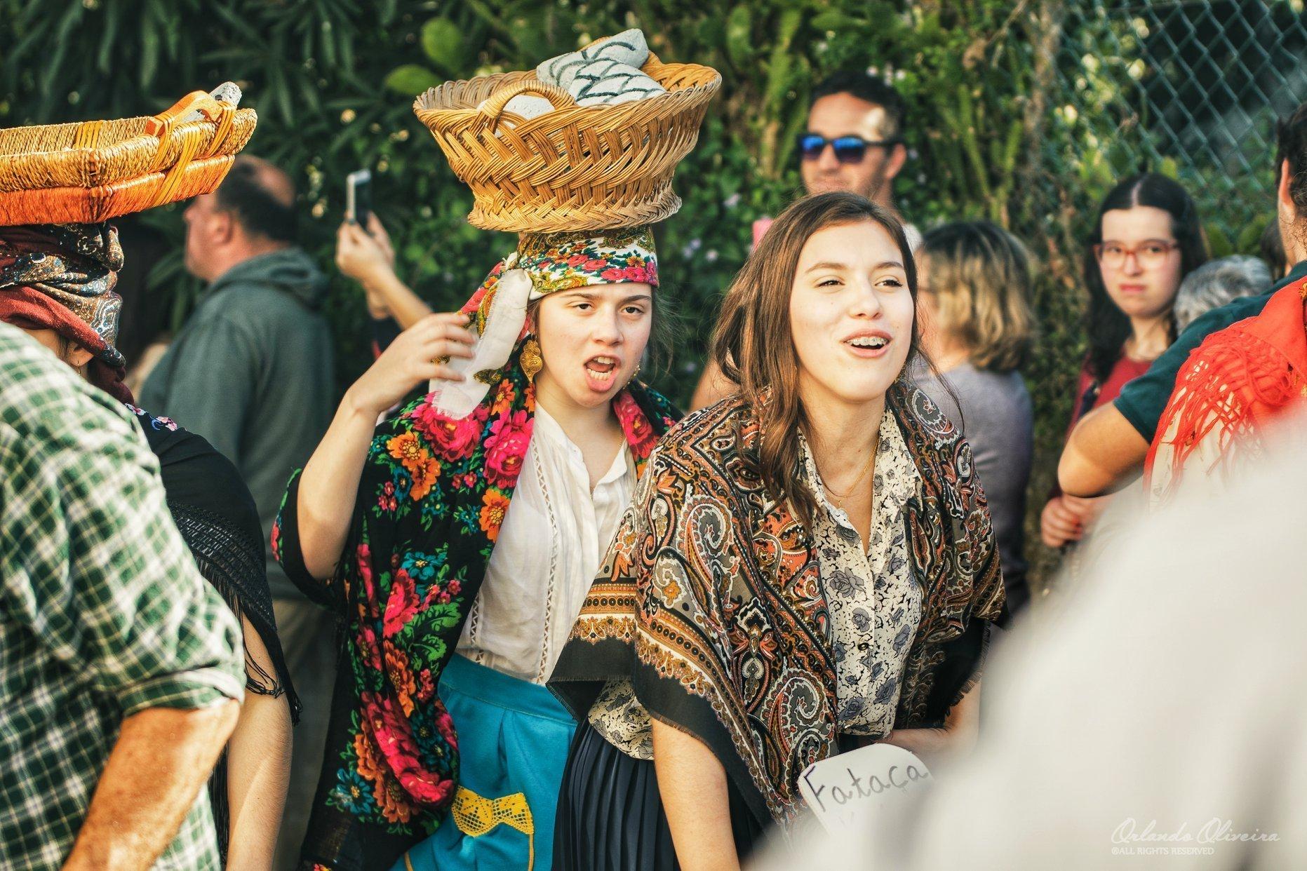 Fotogaleria. O Carnaval da Linhaceira em imagens
